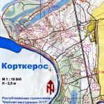 2011.05.22 - Эстафета в заданном направлении (на обоих этапах)