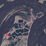 GPS-трек победителя Дмитрия Крючкова