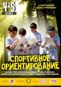 Афиша. первенство РК лето 14