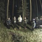 Ночное ориентирование 2014 - Лидеры среди женщин по средней дистанции