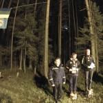 Ночное ориентирование 2014 - Лидеры среди женщин по сложной дистанции